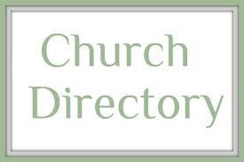 church directory 2